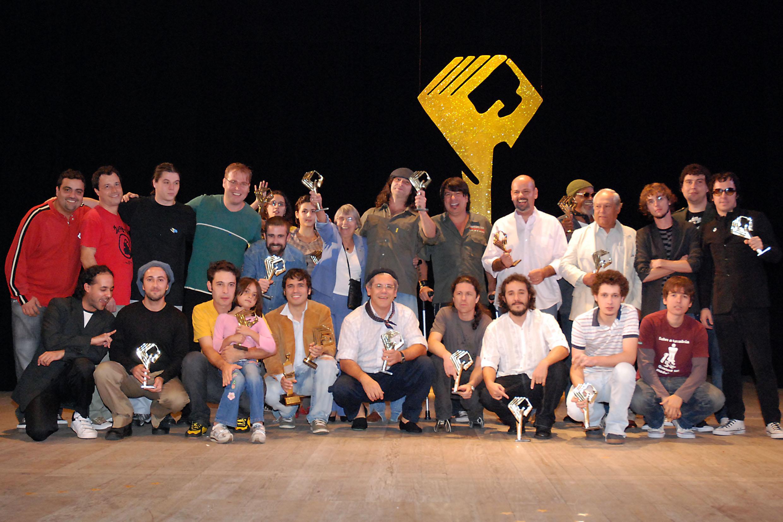Vencedores do Festival Açoriano de Música de 2008